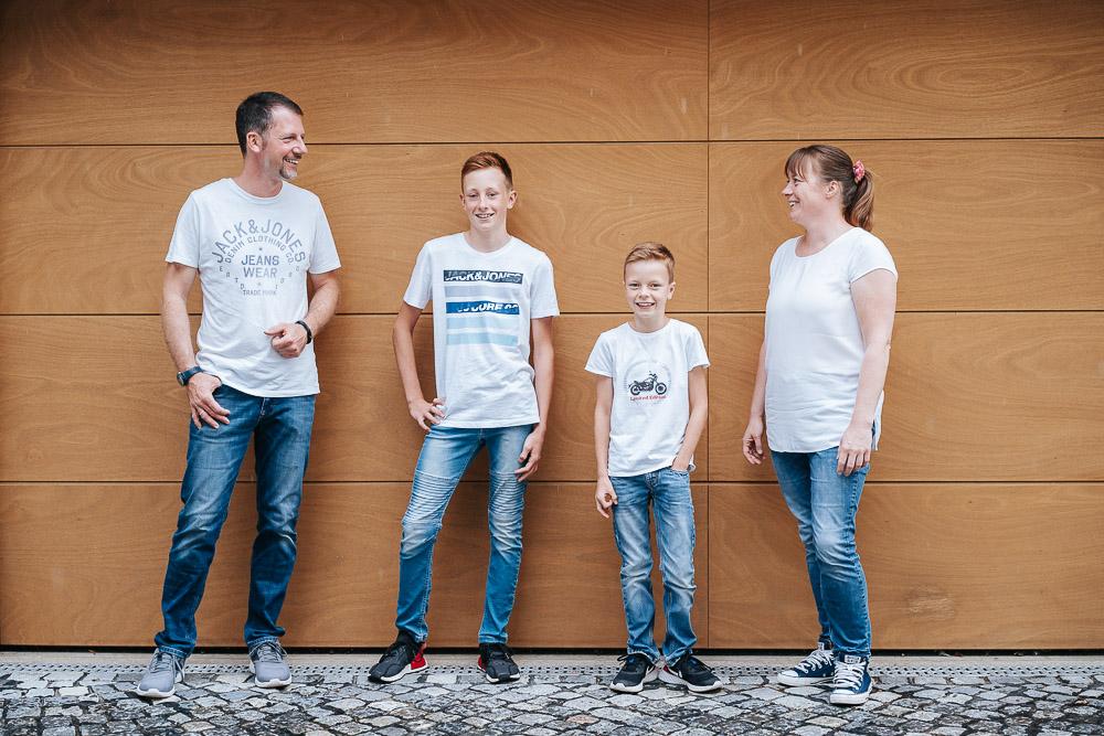Familienfotografie in Friedberg